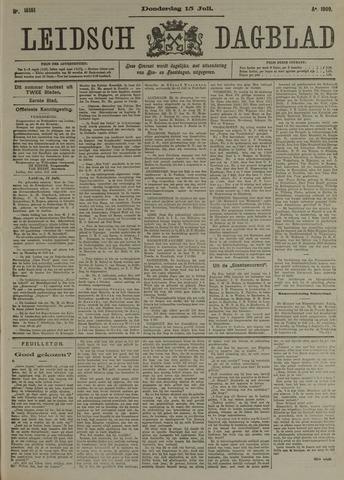 Leidsch Dagblad 1909-07-15