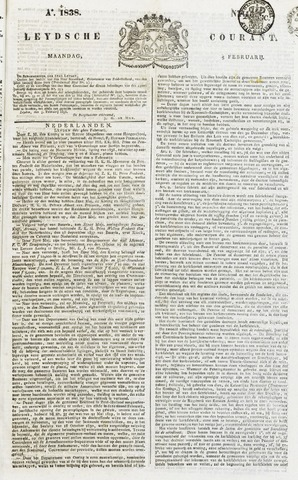 Leydse Courant 1838-02-05