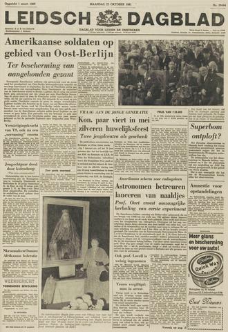 Leidsch Dagblad 1961-10-23