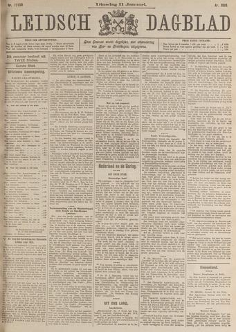 Leidsch Dagblad 1916-01-11