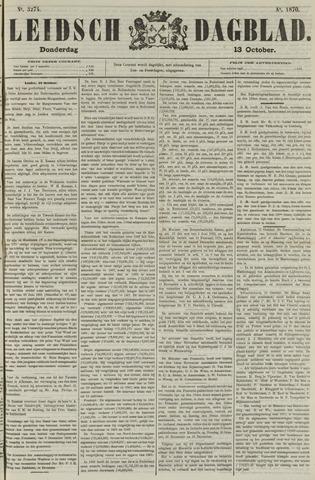 Leidsch Dagblad 1870-10-13