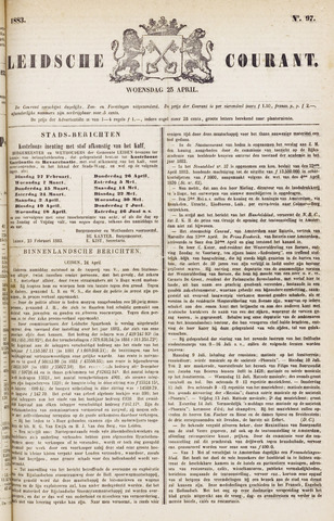 Leydse Courant 1883-04-25