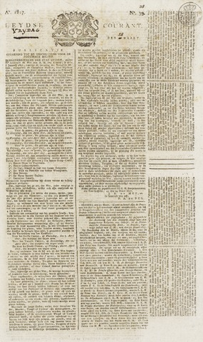 Leydse Courant 1817-03-28