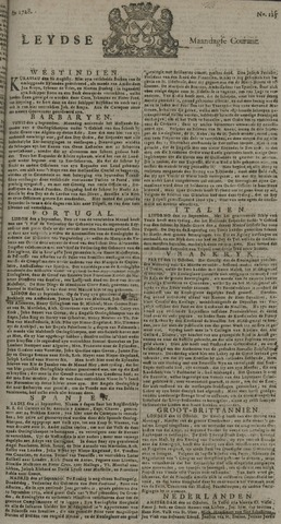 Leydse Courant 1728-10-18