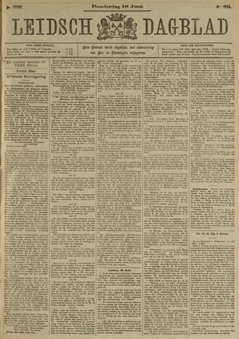 Leidsch Dagblad 1904-06-16