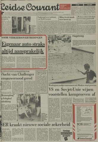 Leidse Courant 1985-07-30