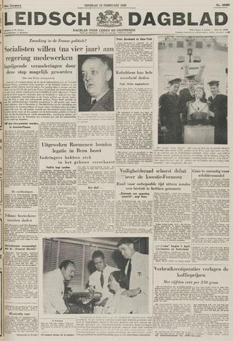Leidsch Dagblad 1955-02-15