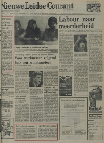 Nieuwe Leidsche Courant 1974-10-11