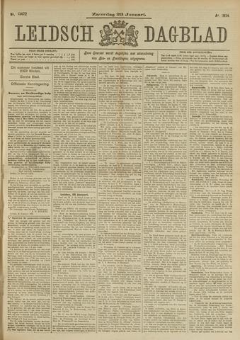 Leidsch Dagblad 1904-01-23