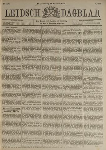 Leidsch Dagblad 1896-09-09