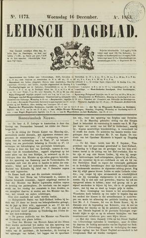 Leidsch Dagblad 1863-12-16