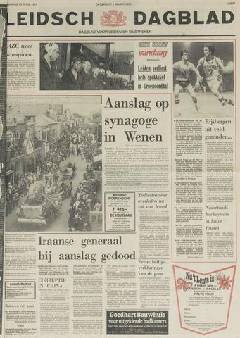 Leidsch Dagblad 1979-04-23