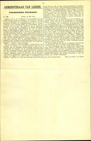 Handelingen van de Raad 1935-05-24