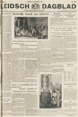 Leidsch Dagblad 1954-11-06