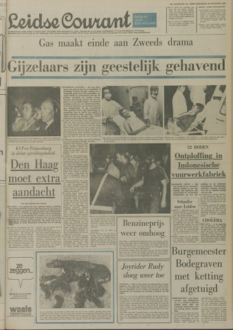 Leidse Courant 1973-08-29