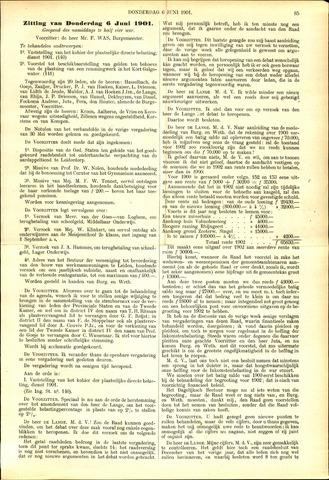Handelingen van de Raad 1901-06-06