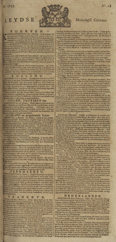Leydse Courant 1755-02-10