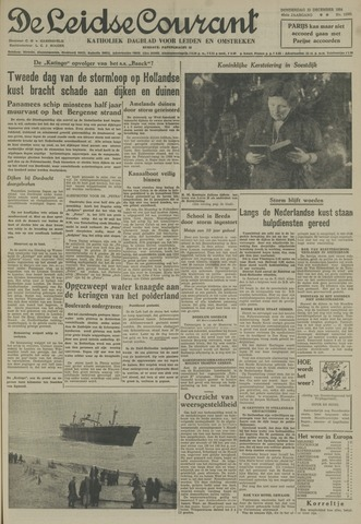 Leidse Courant 1954-12-23