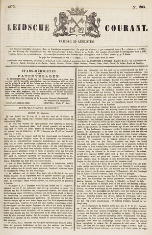 Leydse Courant 1873-08-29
