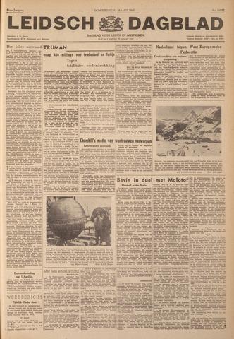 Leidsch Dagblad 1947-03-13
