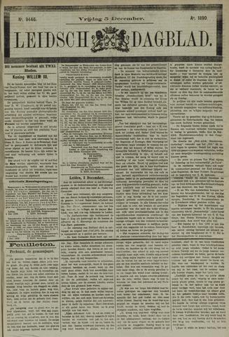 Leidsch Dagblad 1890-12-05