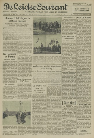 Leidse Courant 1951-03-28