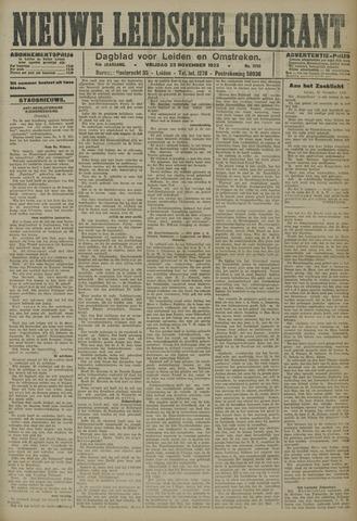 Nieuwe Leidsche Courant 1923-11-23