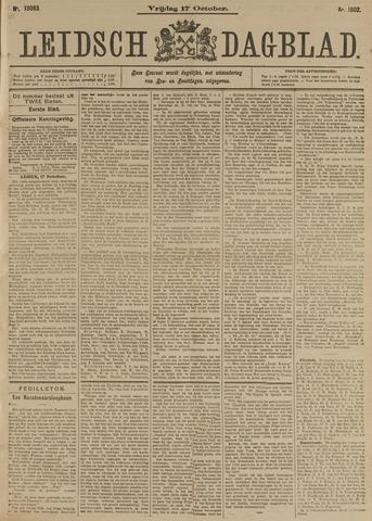 Leidsch Dagblad 1902-10-17