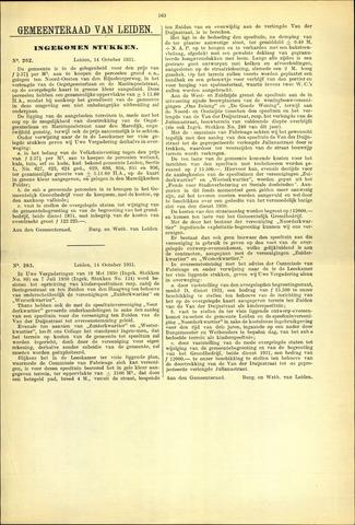 Handelingen van de Raad 1931-10-14