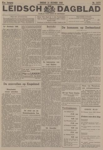 Leidsch Dagblad 1940-12-24