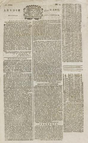 Leydse Courant 1820-01-03