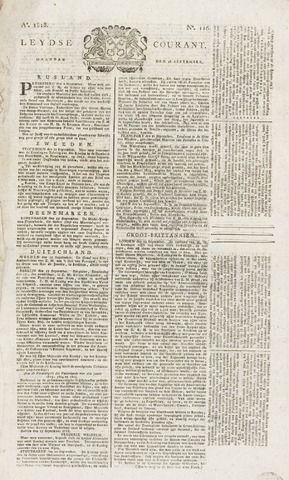 Leydse Courant 1818-09-28