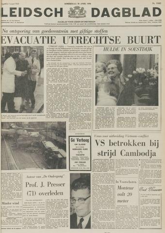 Leidsch Dagblad 1970-04-30