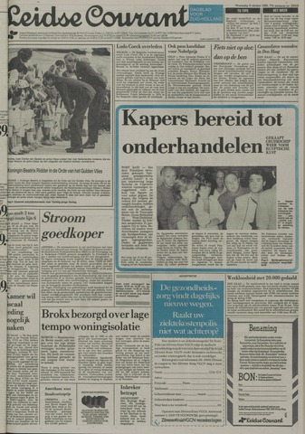 Leidse Courant 1985-10-09