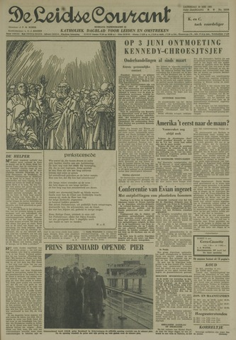 Leidse Courant 1961-05-20