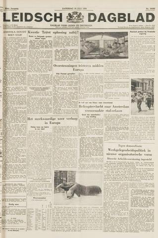 Leidsch Dagblad 1954-07-10
