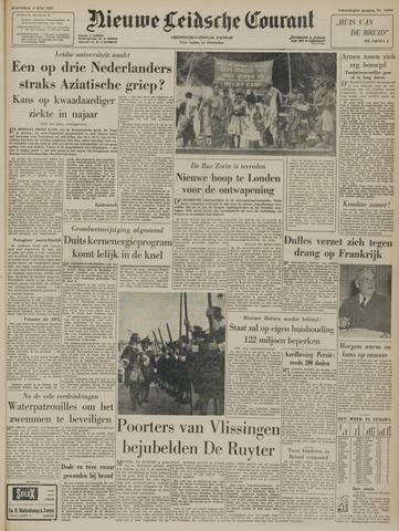Nieuwe Leidsche Courant 1957-07-03
