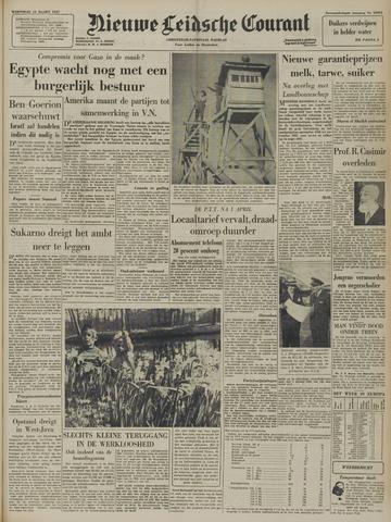 Nieuwe Leidsche Courant 1957-03-13