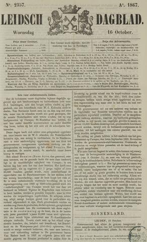 Leidsch Dagblad 1867-10-16