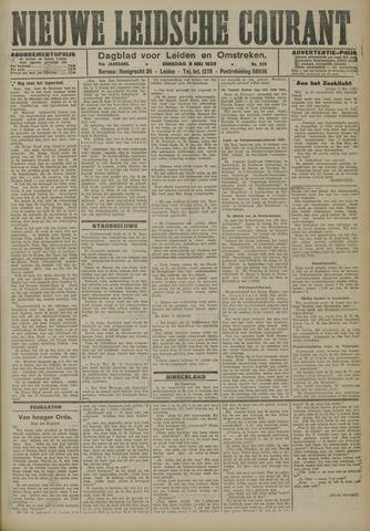 Nieuwe Leidsche Courant 1923-05-08