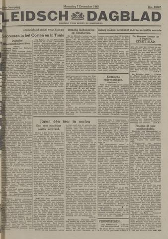 Leidsch Dagblad 1942-12-07