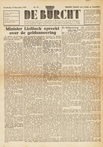 De Burcht 1945-09-13