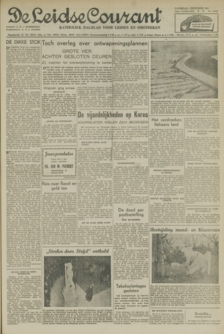 Leidse Courant 1951-12-01