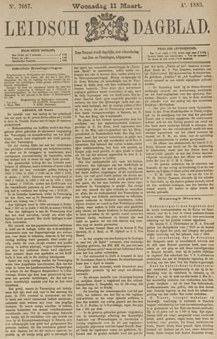 Leidsch Dagblad 1885-03-11