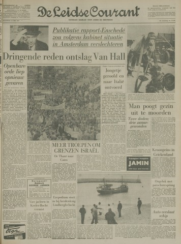 Leidse Courant 1967-05-22