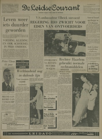 Leidse Courant 1969-09-05