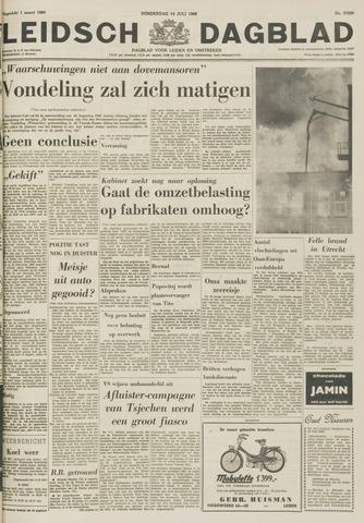 Leidsch Dagblad 1966-07-14