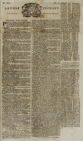 Leydse Courant 1811-01-25