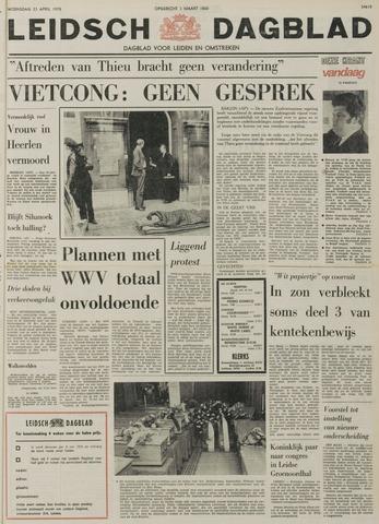Leidsch Dagblad 1975-04-23