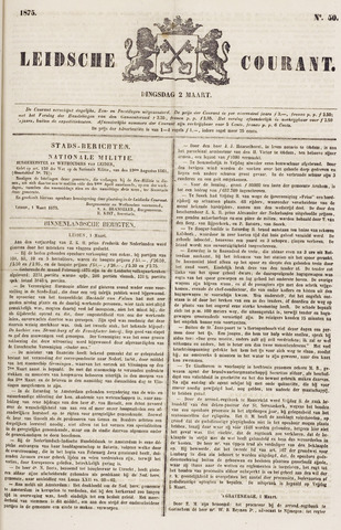 Leydse Courant 1875-03-02